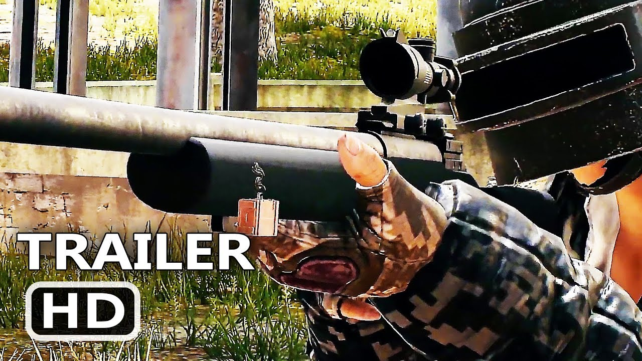 Ps4 Playerunknown S Battleground Weapon Mastery Gameplay Trailer 2019 Youtube