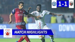 Jamshedpur FC 1-1 NorthEast United FC - Match 30 Highlights | Hero ISL 2019-20