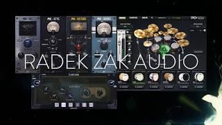 ERRA - Expiate [Cover] - Perfect Drums Sound Test | RADEK ZAK AUDIO