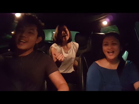 Dragon mart and some carpool karaoke