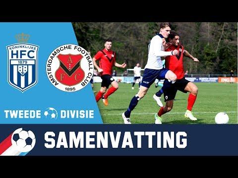 Samenvatting Koninklijke HFC - AFC 9 september 2018