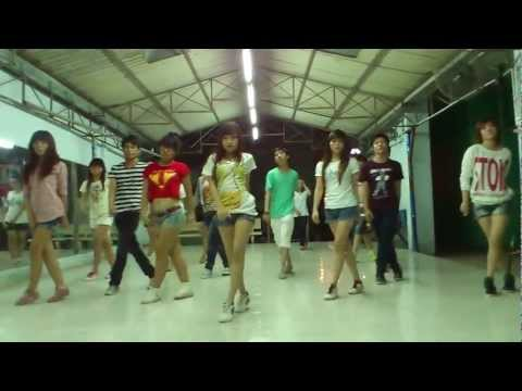 Lop hoc nhay hien dai Binh Thanh - I My Me Mine - 4 Minute - [BoBo's class]