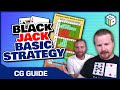 How to play Blackjack: Basic Strategy Tutorial (chart incl.)