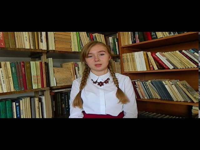 Изображение предпросмотра прочтения – ДарьяСеливерстова читает произведение «В дни запустений» В.Я.Брюсова