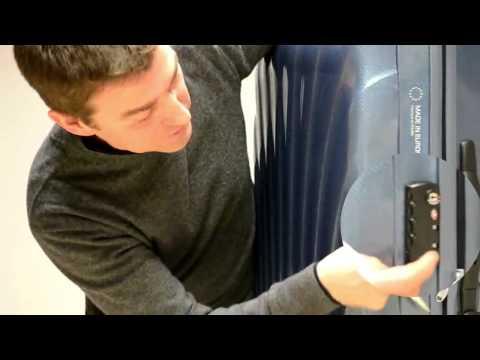 Comment coder et décoder toutes les valises à codes, Samsonite Delsey par Gsell.fr