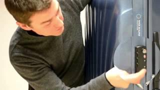 Comment ouvrir une valise Samsonite, Delsey, ou Gsell dont le code est perdu par Gsell.fr