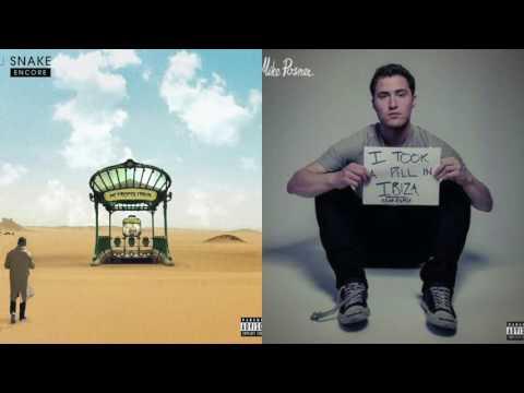 DJ Snake ft. Justin Bieber vs. Mike Posner - Let Me Take A Pill In Ibiza