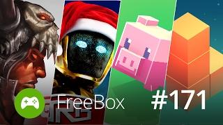 Skvělé hry zdarma: FreeBox #171