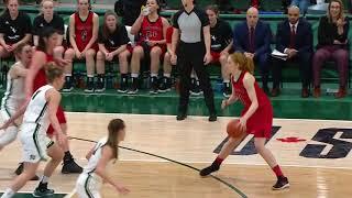 2018 U SPORTS Women's Basketball Final 8 -  FINAL SSK vs CAR