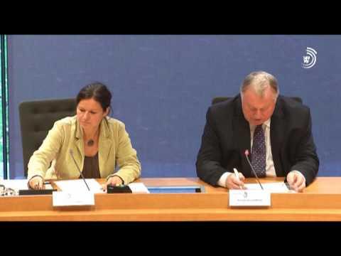 09.11.2015 - Regierungskontrolle des Ausschuss 1 vom 09. November 2015