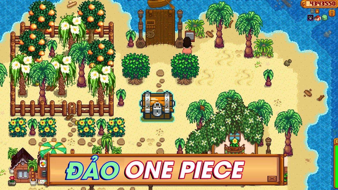 Stardew Valley Expanded : Đảo Chứa Kho Báu One Piece =))))))