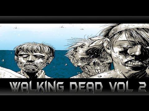 ทางที่ทิ้งไว้เบื้องหลัง[Walking Dead Vol.2 Miles Behind Us]comic world daily