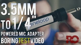 How To Use 2 Lav Mics with 1 Audio Recorder