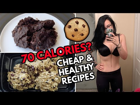 QUICK AND EASY DESSERTS FOR FAT LOSS! ��✨
