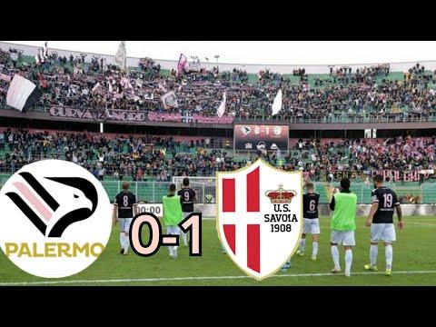 Palermo - Savoia 0-1 *CURVA NORD 12*