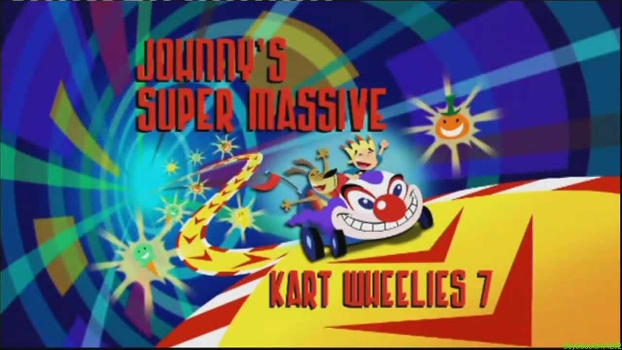 Johnny test folge das abgefahrene kart rennen hd 720 youtube - Johnny test hd ...