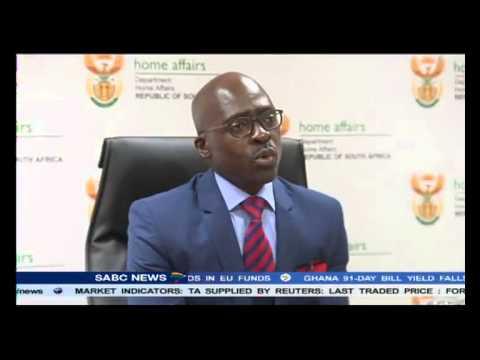 SA and Senegal have signed a visa waiver agreement