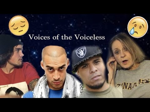 Grandma REACTS LOWKEY (ft. IMMORTAL TECHNIQUE) - VOICES OF THE VOICELESS (SAD!
