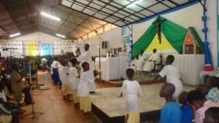TURAJE MARIA- Chorale Sainte CECILE -Rwanda