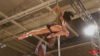 Asia's 2011 Miss Georgia Pole Dance Competition Pro Performance Round