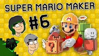 SUPER MARIO MAKER PART SIX - WE'RE FINISHING THIS SHIT! - DAGames