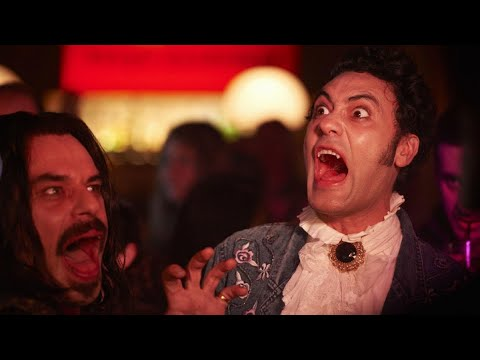 Mark Kermode Reviews What We Do In The Shadows (2014) | BFI Player