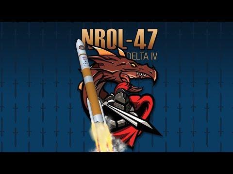 Delta IV NROL-47 Live Launch Broadcast (Jan. 12, 2018)
