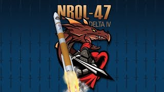 Delta IV NROL-47 Live Launch Broadcast (Jan. 12, 2018) thumbnail