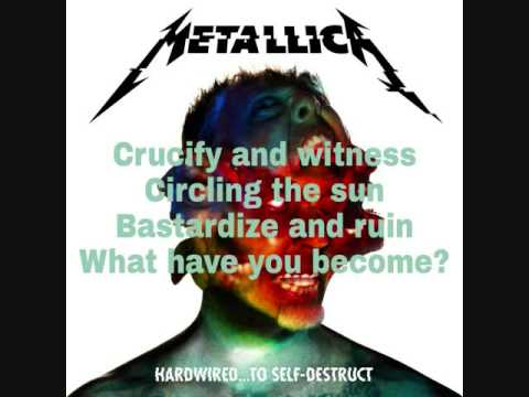 Metallica - Atlas Rise Lyrics