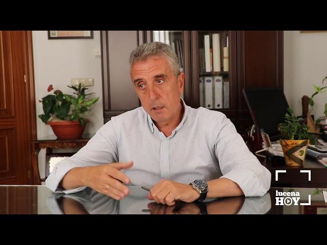 VÍDEO: Juan Pérez confía en que la Junta incorpore a los Presupuestos 2018 partida para la redacción del proyecto del CARE