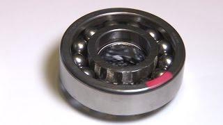 Greaseless bearings that eliminate sliding friction #DigInfo