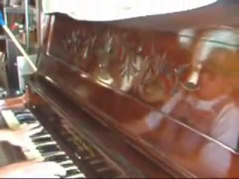 Ragtime Reed Organ