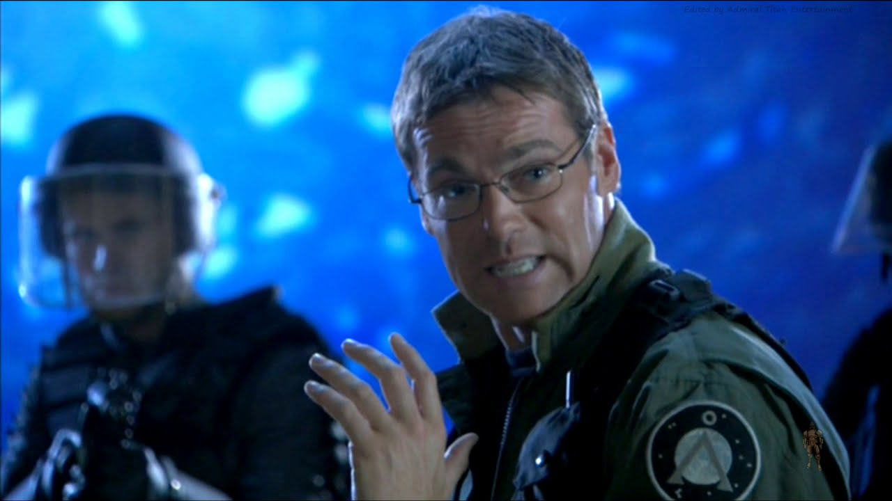 Download Stargate SG1 - Hiding Conspiracy Theories (Season 10 Ep. 16) Edited