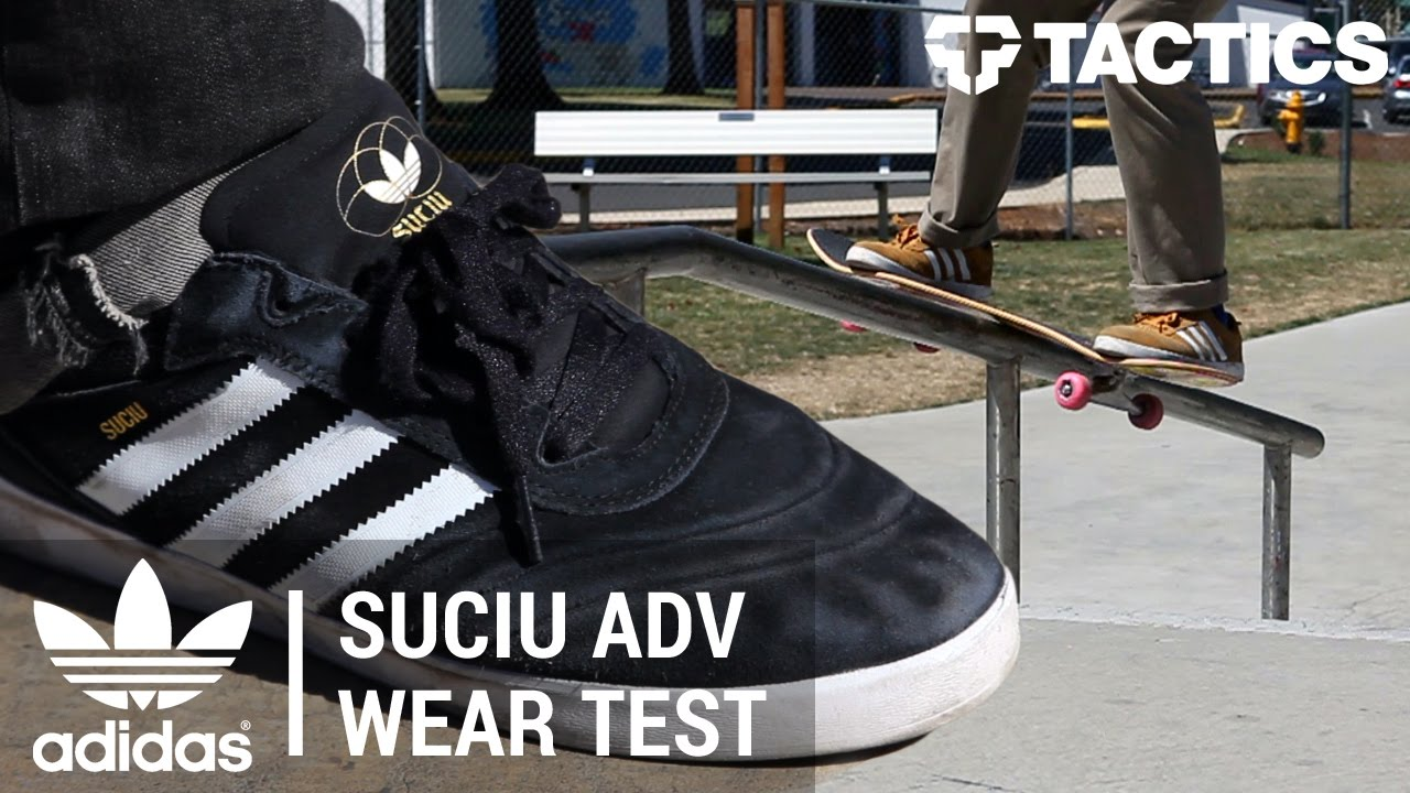Review Adidas Test Suciu Wear Adv Skate Shoes SVpzMqU