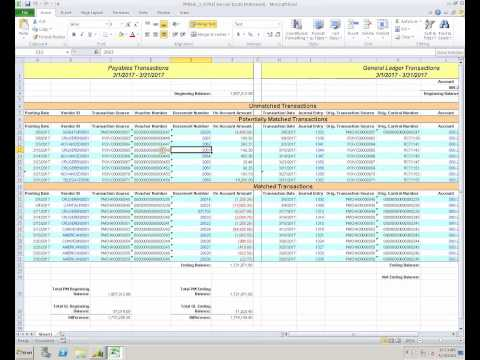 Whats New in General Ledger, Bank Rec, and Analytical Accounting