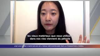 Yvelines | Une ancienne chercheuse de l'INRAE récompensée par la Fondation l'Oréal et l'UNESCO