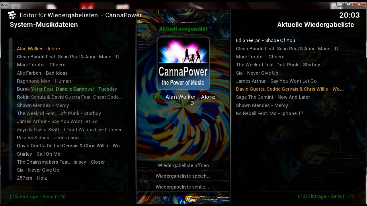 cannapower musik
