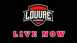 [LIVE] LOUVRE ROAD TO TOP GLOBAL SQUAD!