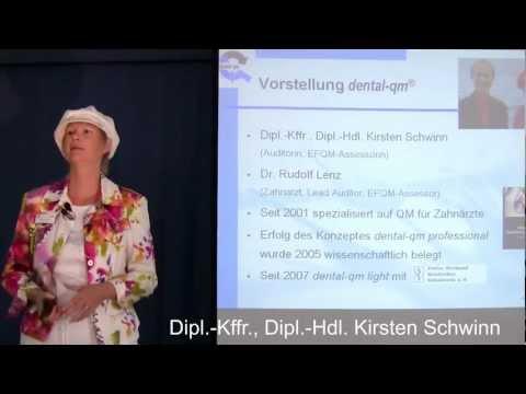 Mit dental-qm zum Praxiserfolg