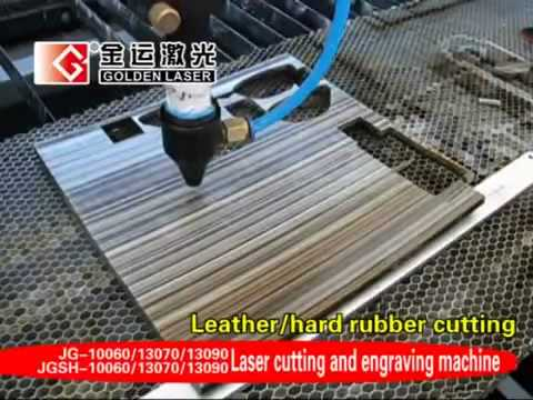 Laser Cutting Engraving Machine For Acrylic Wood Youtube