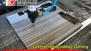 Cnc Laser Cutting Engraving Machine For Acrylic/wood/metal