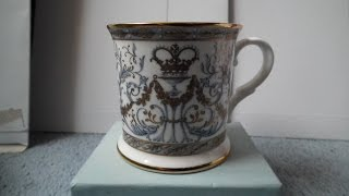 Royal Collection Golden Jubilee Tankard Unboxing