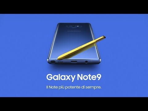 Galaxy Note9 - Spot TV