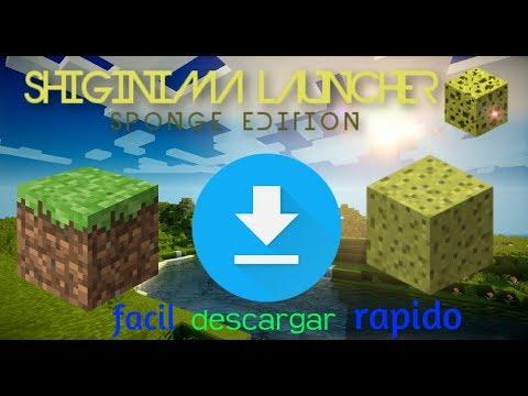 descargar minecraft launcher 1.8