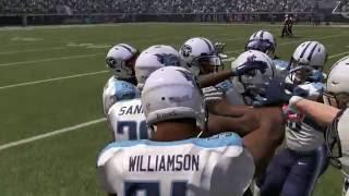 Madden NFL 17 PS4 Gameplay | Titans vs Jags