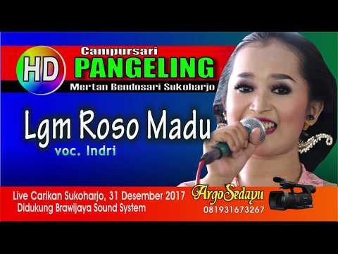 Langgam ROSO MADU (HD) Vocal Sicantik Indri, Campursari Pangeling