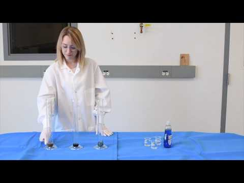 Demonstration: Catalase In Body Tissues And Blood Break Down Hydrogen Peroxide