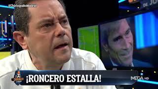RONCERO 'ESTALLÓ' COMO NUNCA con el REAL MADRID: