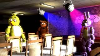 [SFM] FNAF - The Ghost Of Golden Freddy!