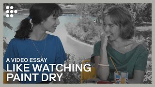 "Video Essay: ""Like Watching Paint Dry"" | Éric Rohmer's MY GIRLFRIEND'S BOYFRIEND"